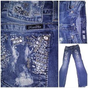 """Missme jeans W25""""xL31"""" bootcut"""